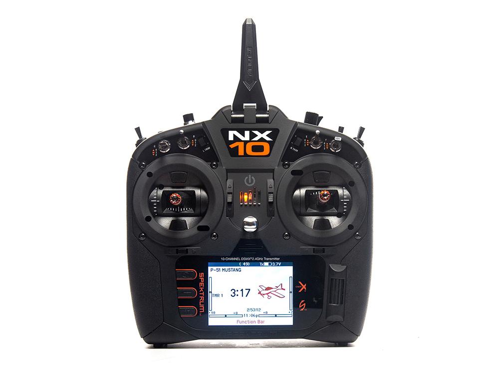 Spektrum SPMAR8020T AR8020T DSMX 8-Channel Telemetry Receiver