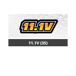 11.1v 3s
